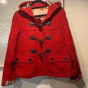 Burberry Toggles Coat